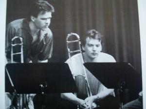 Wolter Wierbos und C. Radovan, 1988