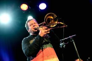 Im Porgy & Bess Jazz Club, Wien. 2011