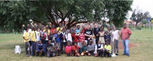 Workshop in Soweto 2012