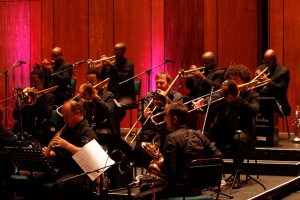 Mit dem Abdullah Ibrahim Orchestra in Kapstadt